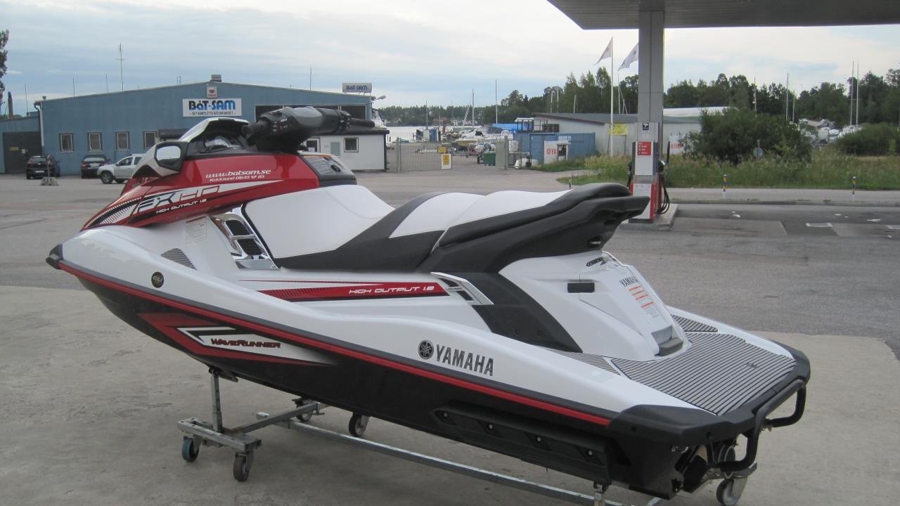 Yamaha FXHO -17 endast 12,6 timmar!